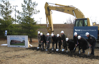 Olathe Police Building Expansion
