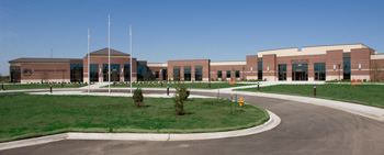 Shawnee Justice Center Officially LEED Certified