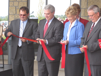 Cass Regional Medical Center Ribbon Cutting and Dedication Ceremony