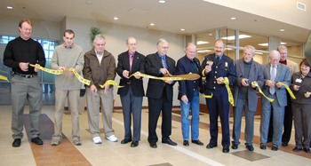 Belton Police and Courts Facility Ribbon Cutting