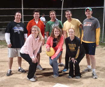local Architectural Kickball League