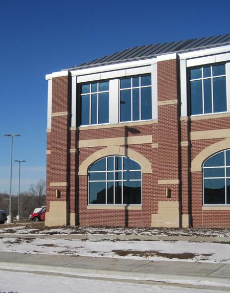 Kansas City Metro Patrol Station is Under Construction