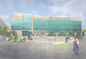 Shawnee Mission Birthing Center