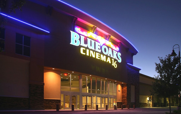Blue Oaks Cinema