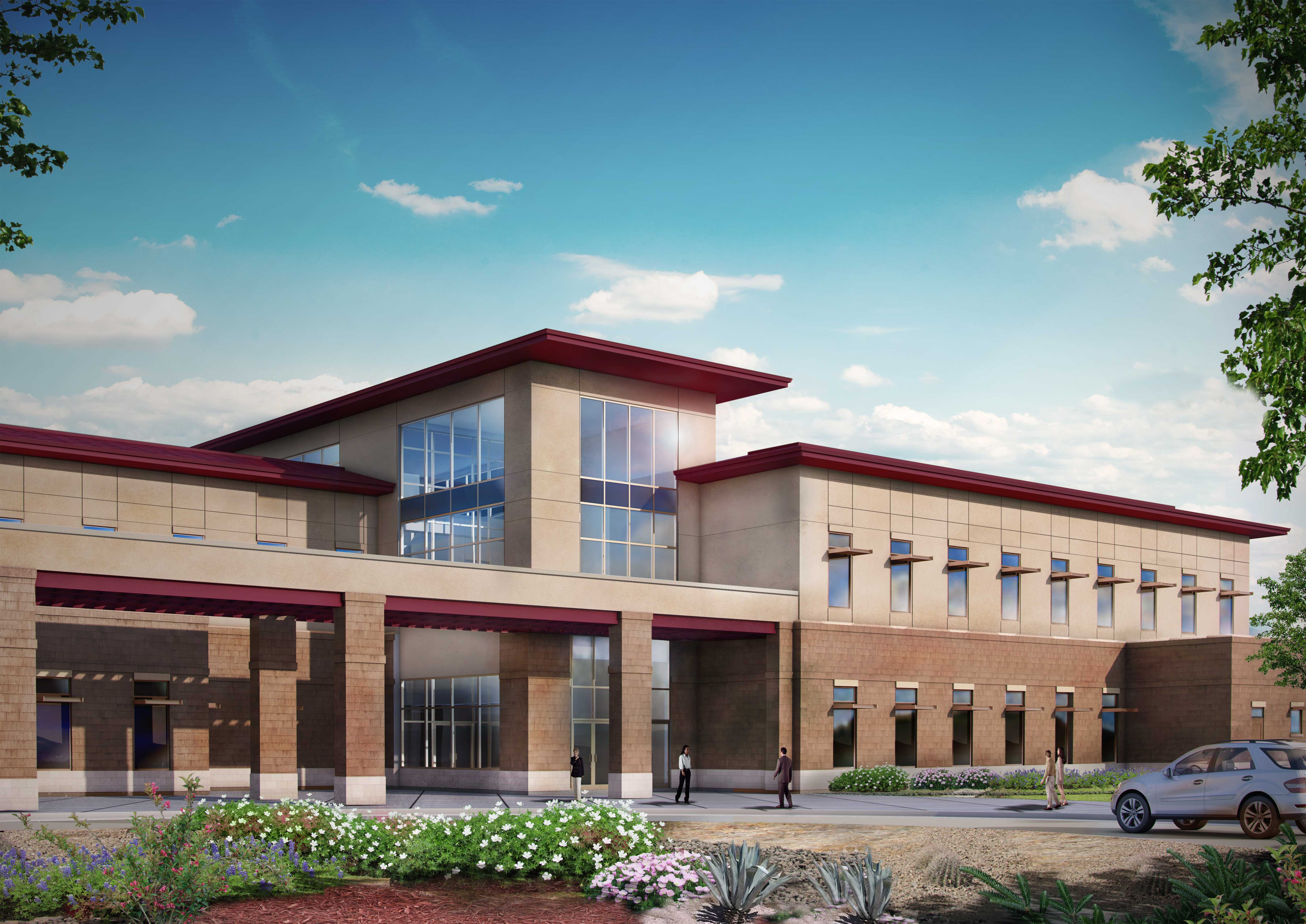 Cannon AFB Medical Dental Clinic Project