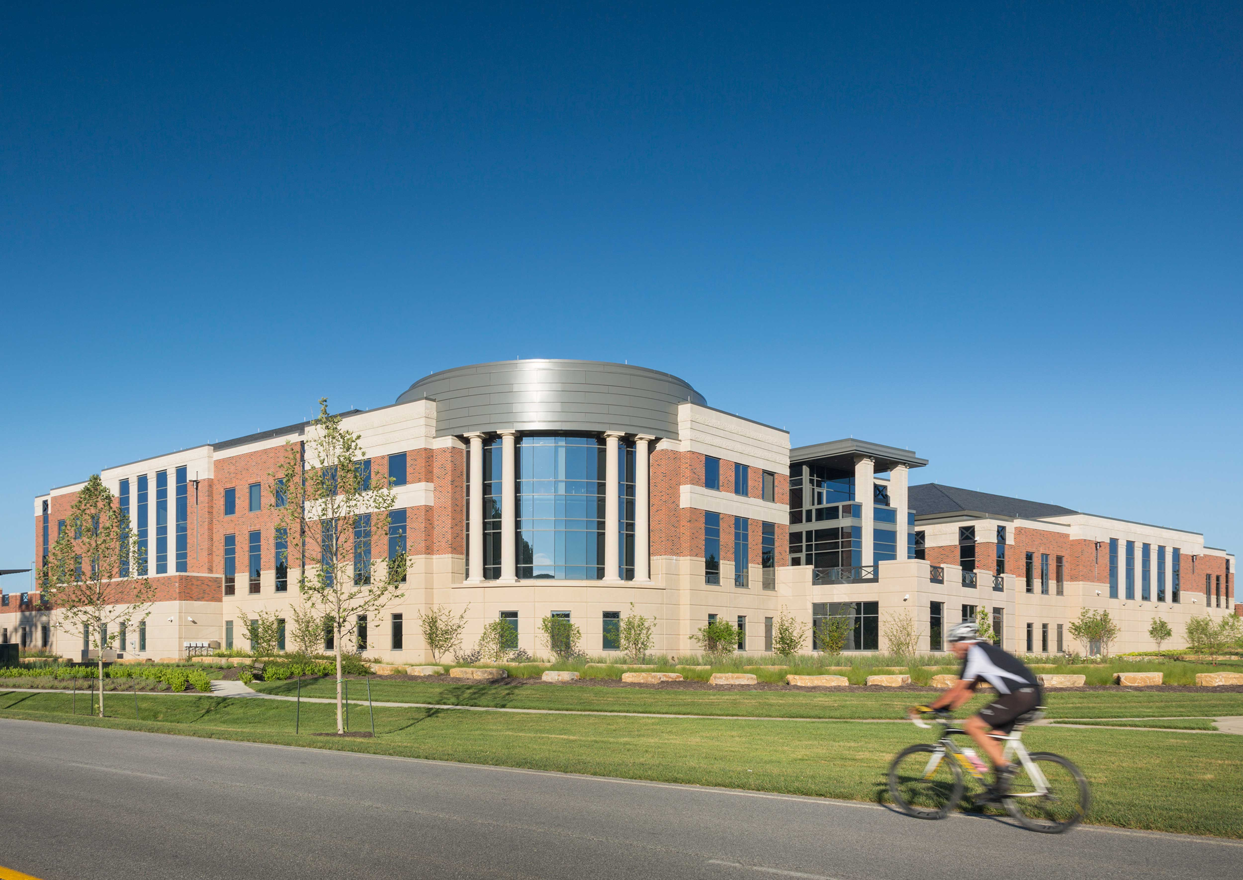 Leawood Justice Center published in 913 Magazine