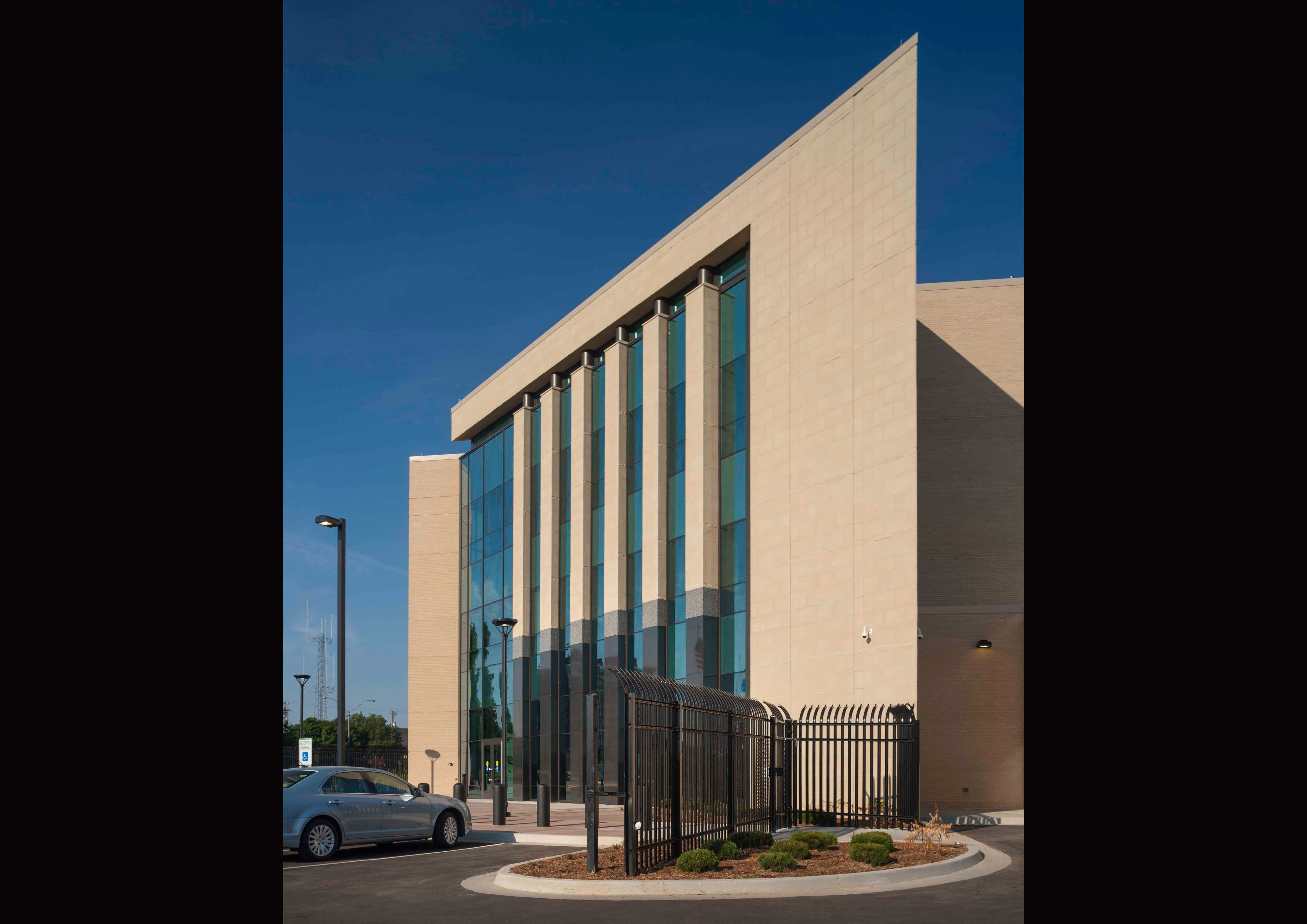 US Attorney's Office in Muskogee, Oklahoma is complete!