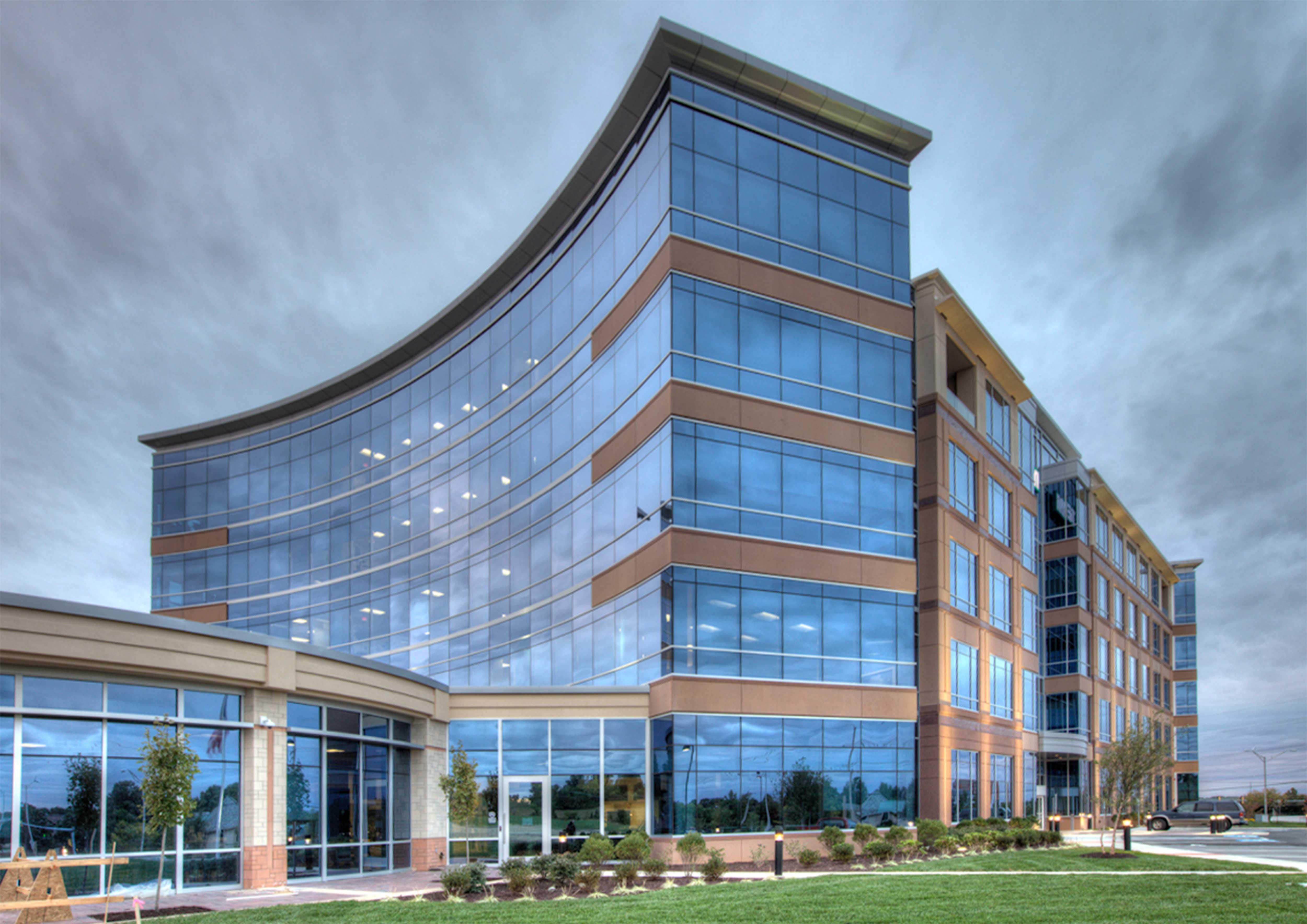 TEVA Neuroscience Corporate Headquarters is LEED Certified