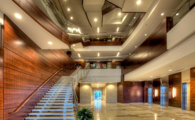 Teva Pharmaceuticals Corporate Headquarters Hoefer Wysocki Architecture