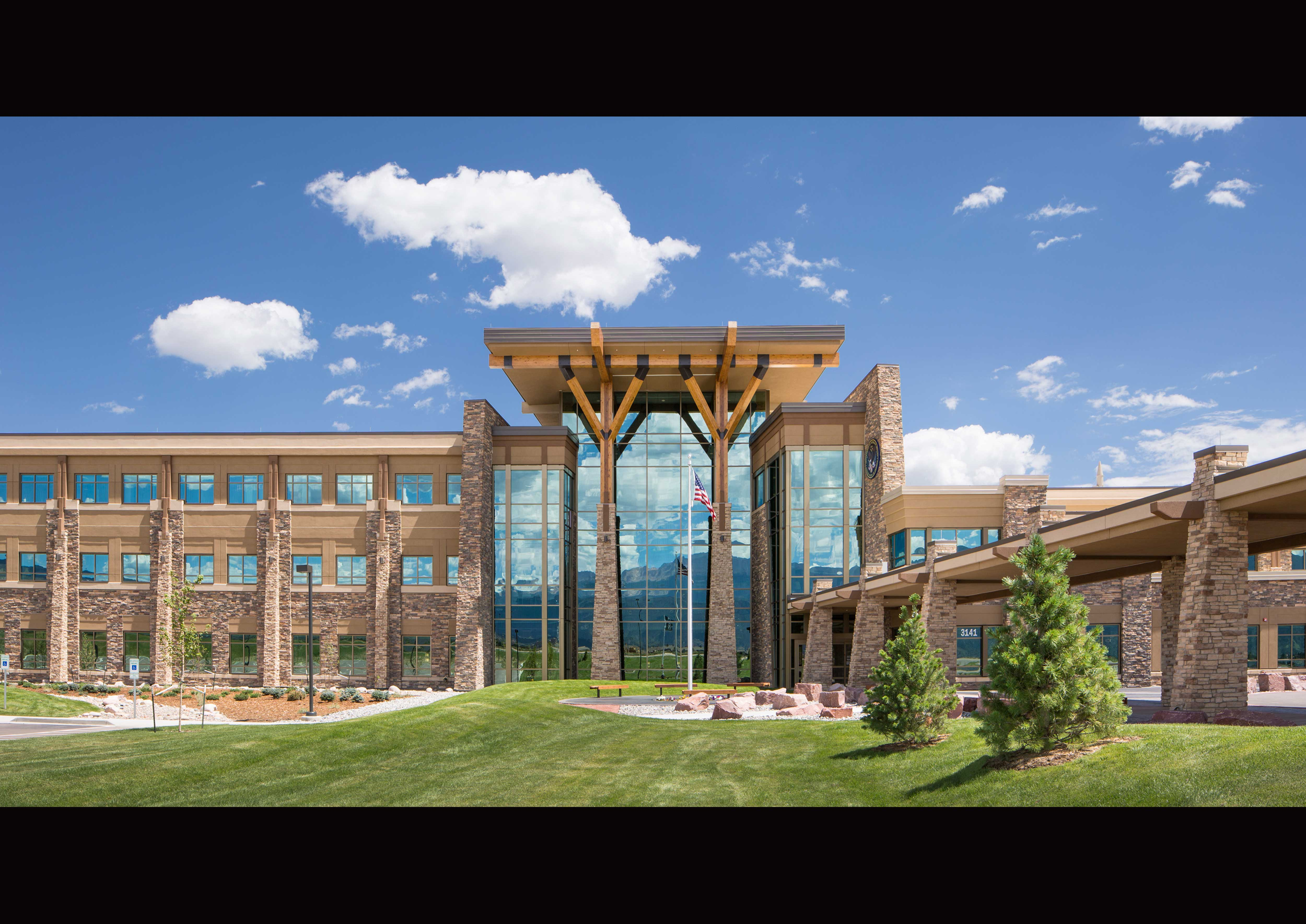 Colorado Springs VA Outpatient Clinic broke ground on Veterans Day