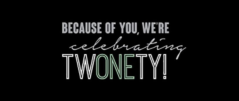 Hoefer Wysocki TWONETY milestone