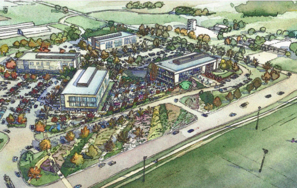 Kansas State University North Corridor Campus Plan