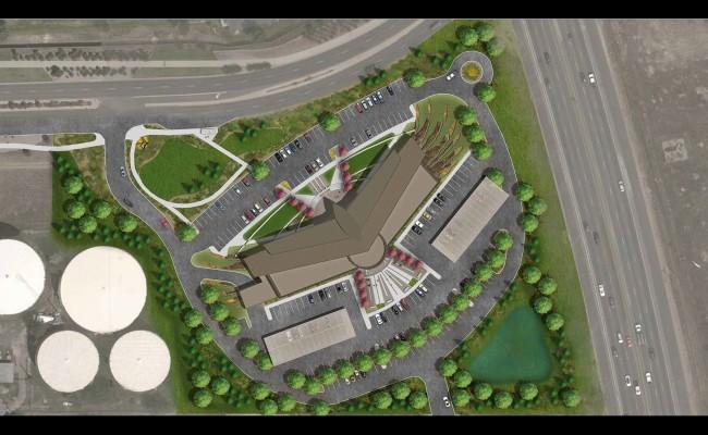 Northglenn Justice Center Site Plan