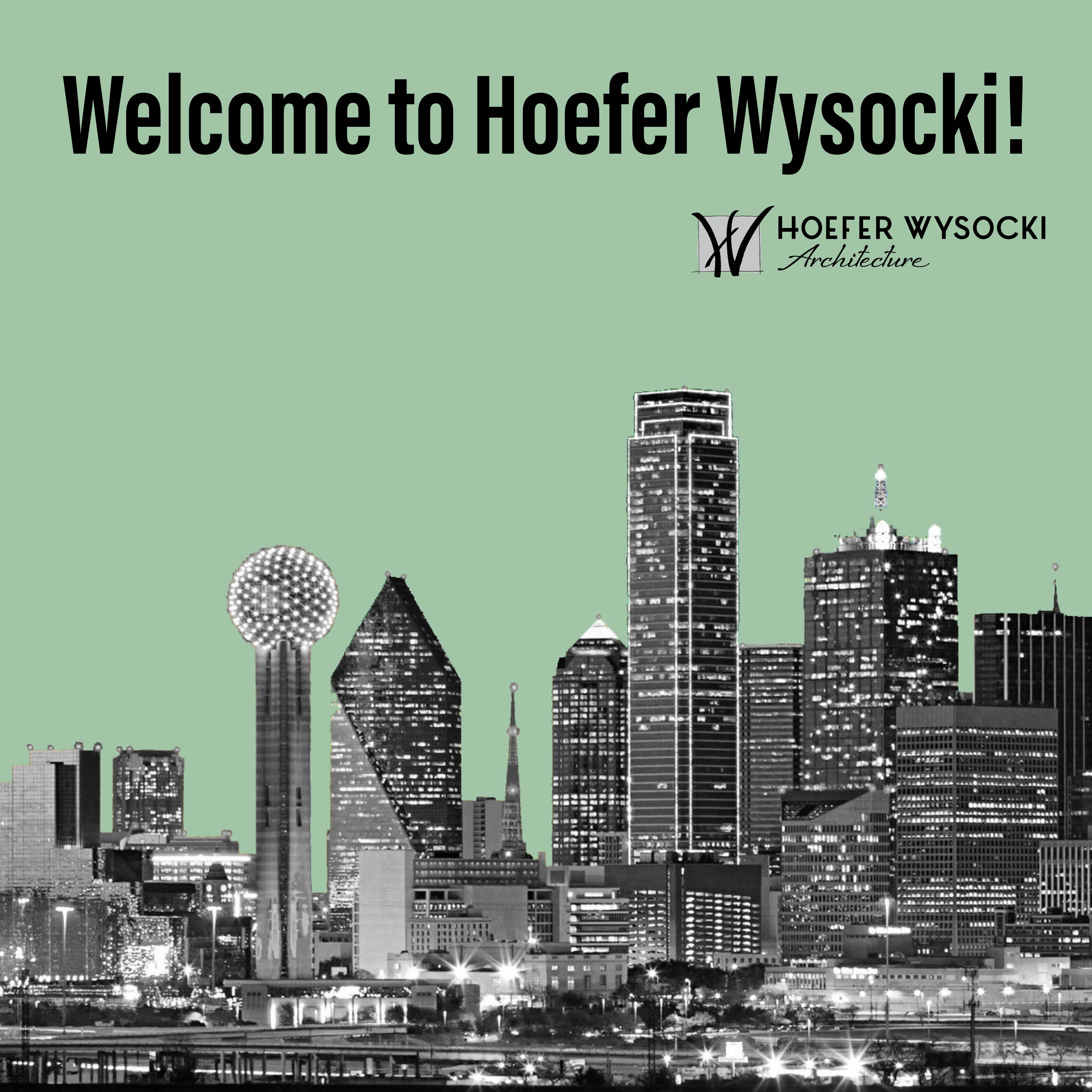 Hoefer Wysocki Architecture Continues to Grow!