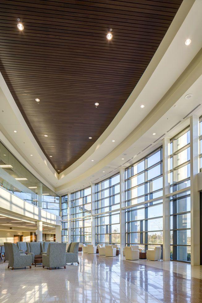 VA Montgomery Lobby Interior