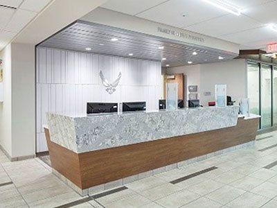JE Dunn Construction makes its mark on military health care facilities