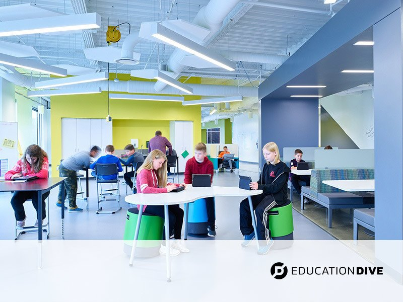 Institutional Innovation: The classroom of the future for