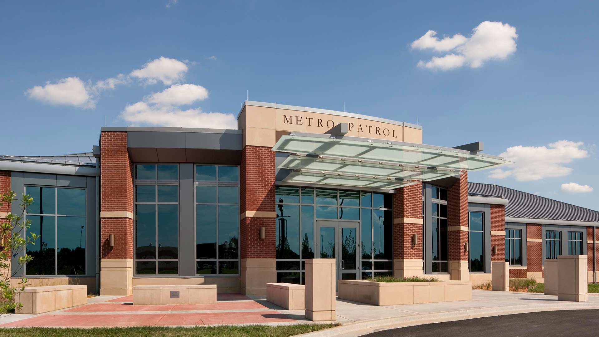 KCMO Police Metro Patrol Station Front