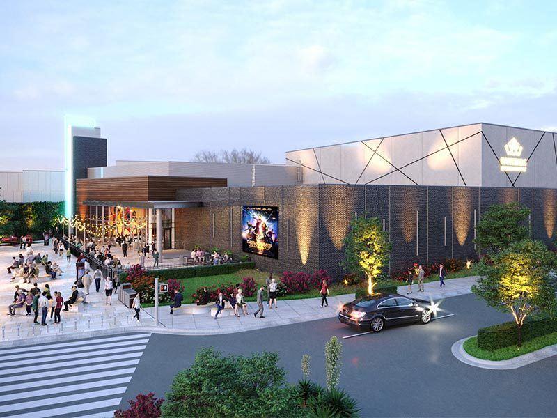 San Antonio Entertainment Complex Breaks Ground