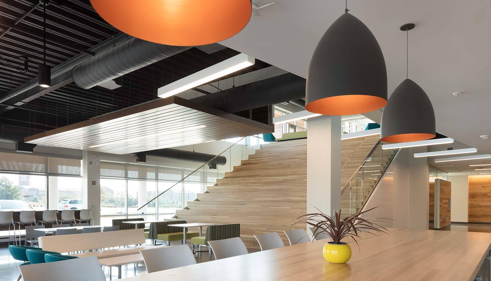 SelectQuote Interior Lobby