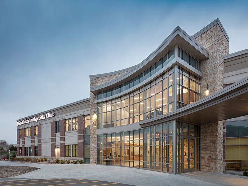 Clinic Achieves LEED Silver Certification