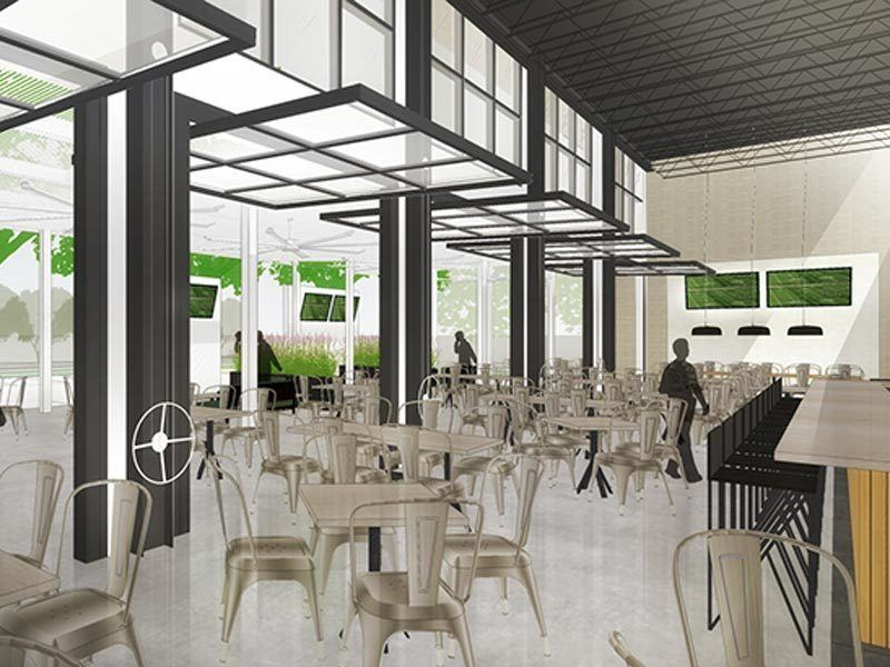 McKinney Planning and Zoning Commission approves site plan for new Wheelhouse restaurant