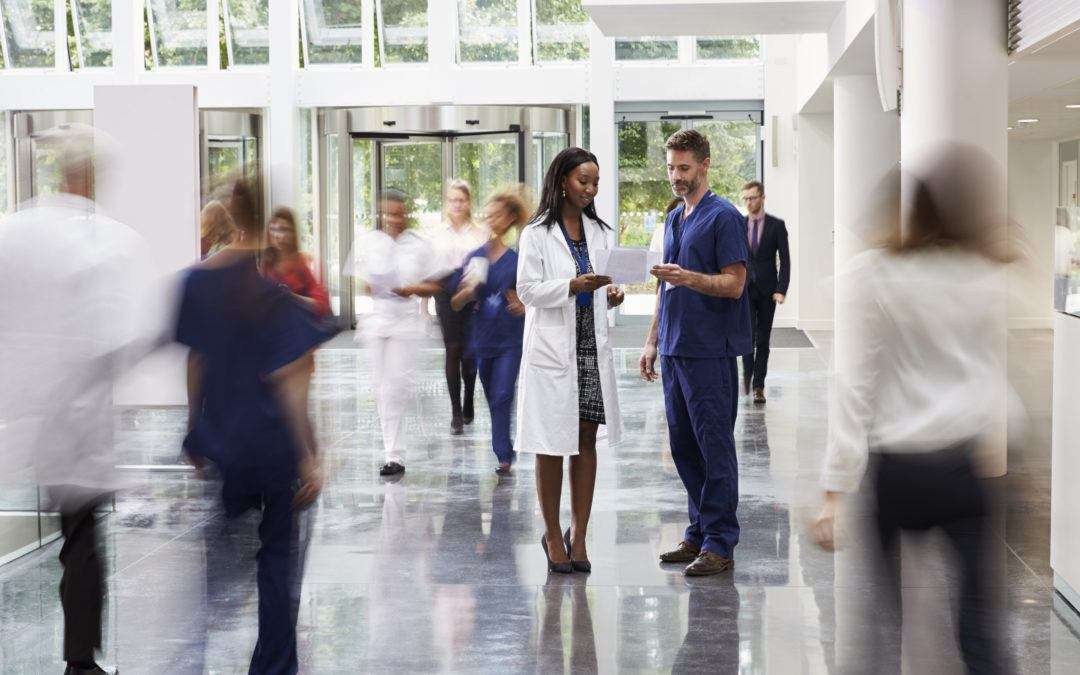 The Baby Boomer Effect on Healthcare Facilities