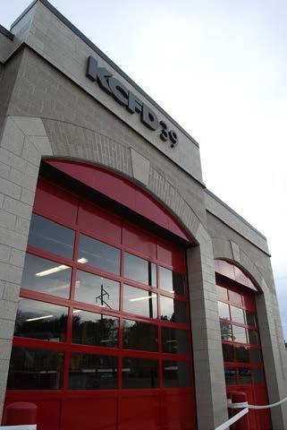 Kansas City Fire Department Station No 39 Hoefer Wysocki