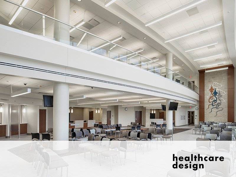 Joint Base San Antonio-Lackland's Reid Health Services Center Earns LEED Gold Certification