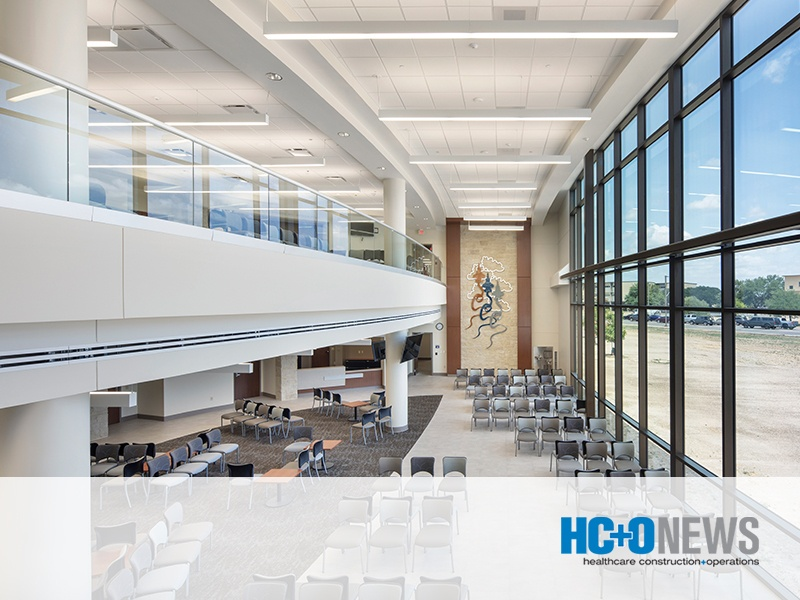 Air Force Health Center Wins LEED Gold
