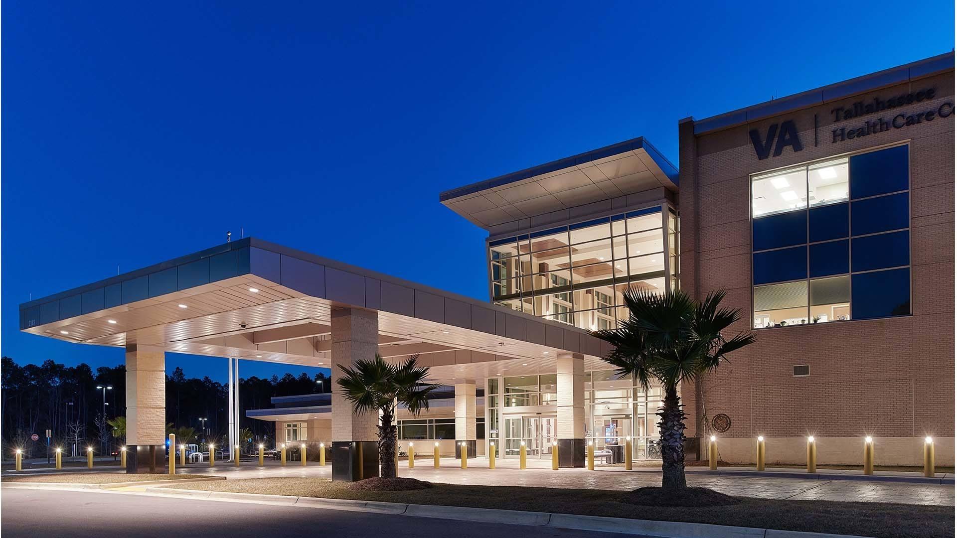VA Tallahassee Front Exterior