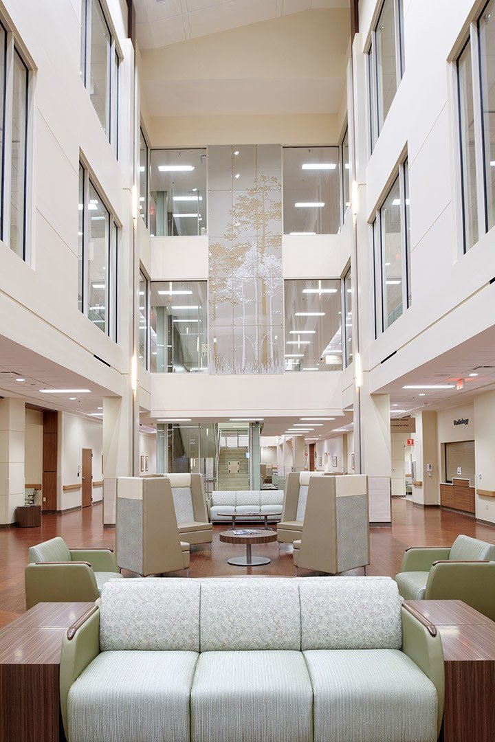 VA Tallahassee Lobby