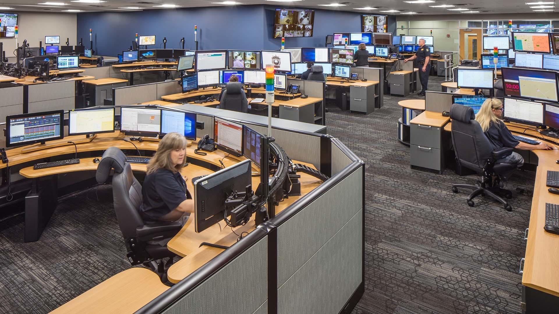 Dispatch Floor