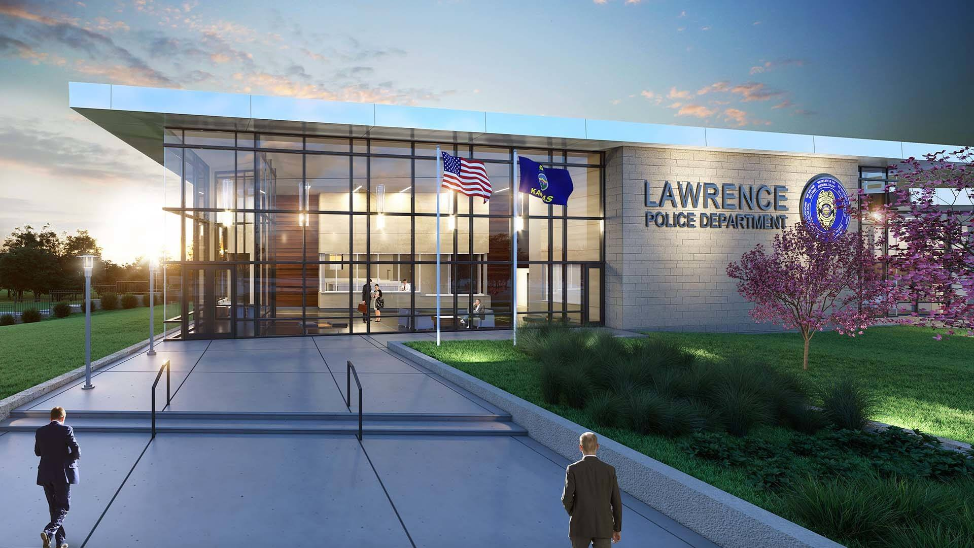 Lawrence HQ Exterior