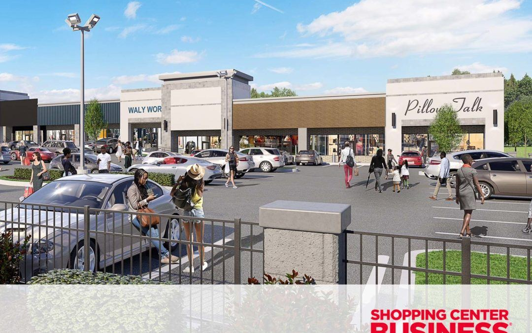 Linwood Investors Breaks Ground on Redevelopment of Retail Strip Center in Kansas City