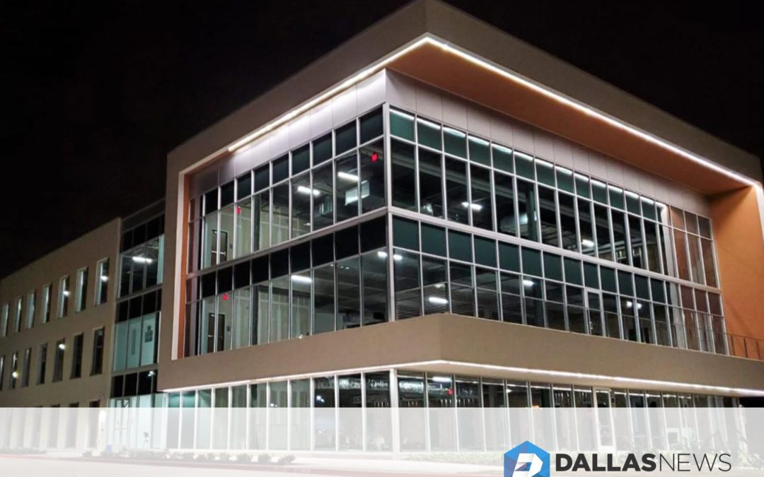 Las Colinas office project opens with second phase on the way