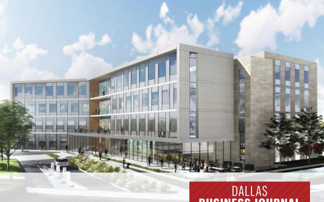 Star Trek meets Aloft meets Admirals Club: Behind this new Euless office development