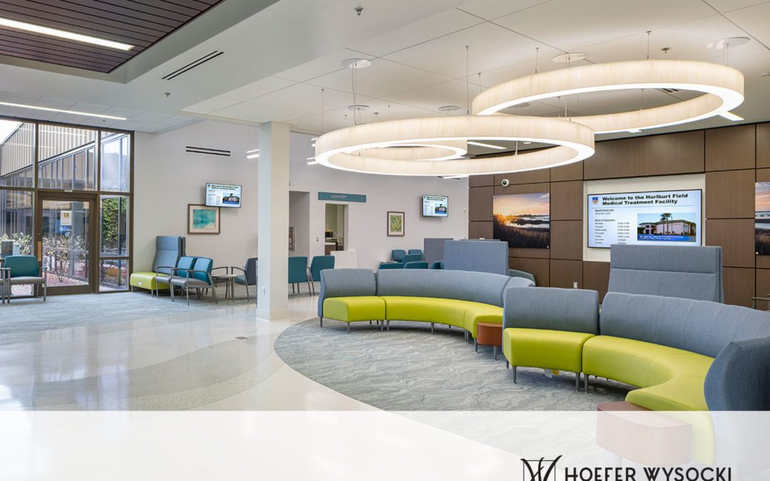 Hurlburt Field Clinic Modernization Certified LEED Silver