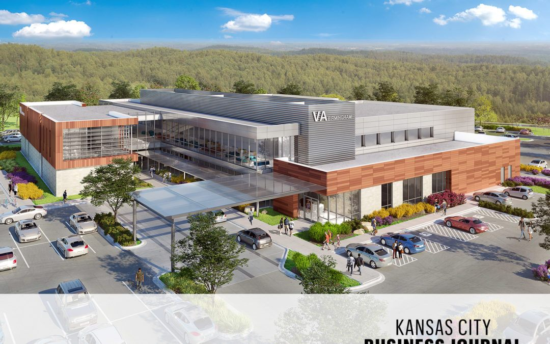 KC developer, architect break ground on $30M VA clinic