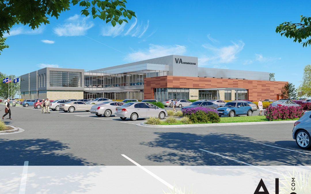 Hoar Construction begins work on VA mental health clinic