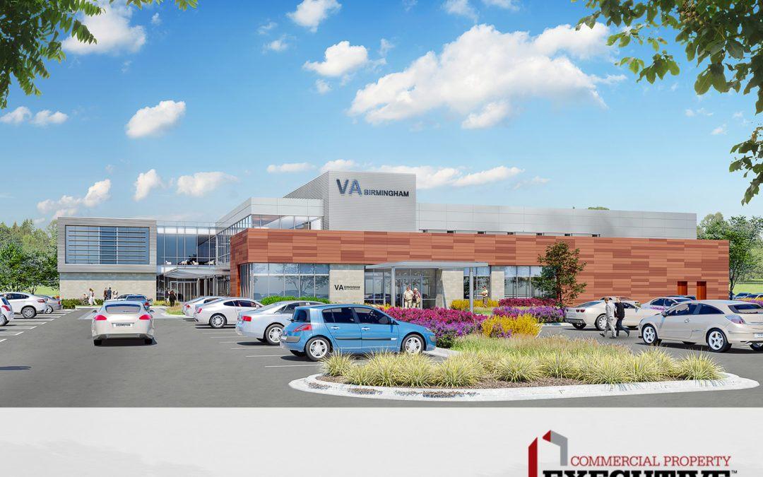 Hoar Construction Breaks Ground on Alabama VA Clinic