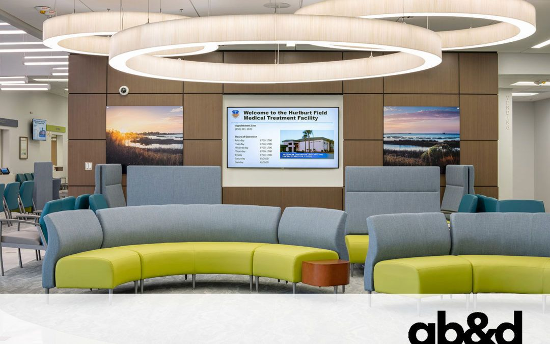 4 Ways Architects Renovated a Florida Air Force Base to Achieve LEED Silver