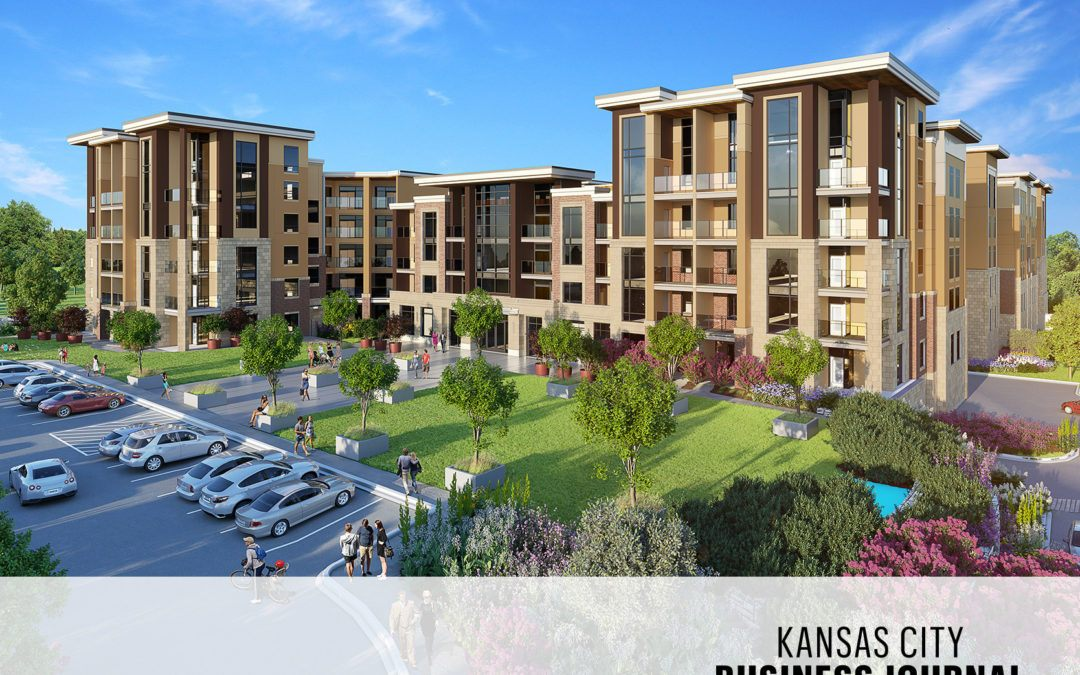 Block breaks ground on $60M Residences at Galleria apartments in Overland Park