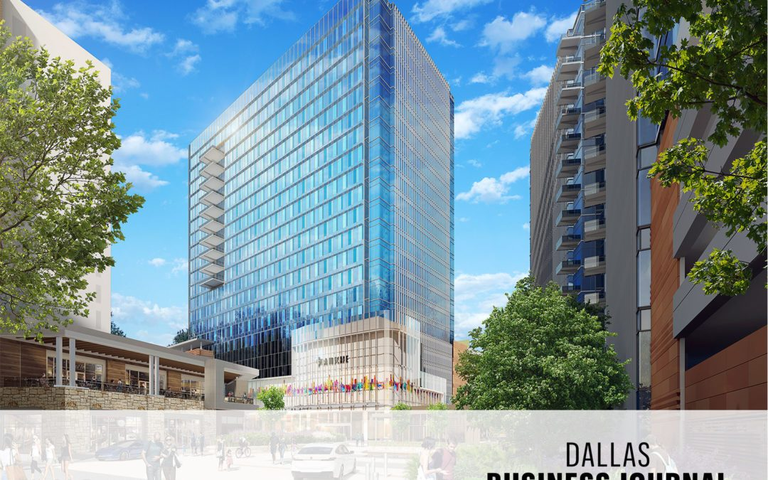 Grandscape office towers offer opportunities for future tenants, development team says