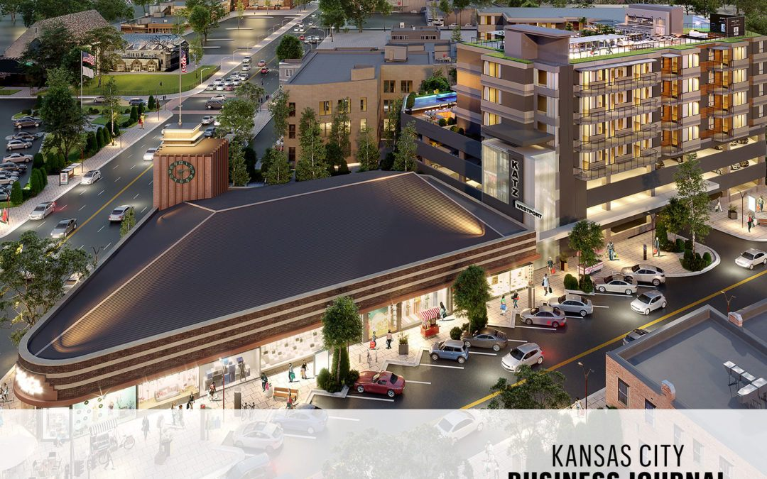 Historic Katz Drug building could see 192-apartment addition under new owner