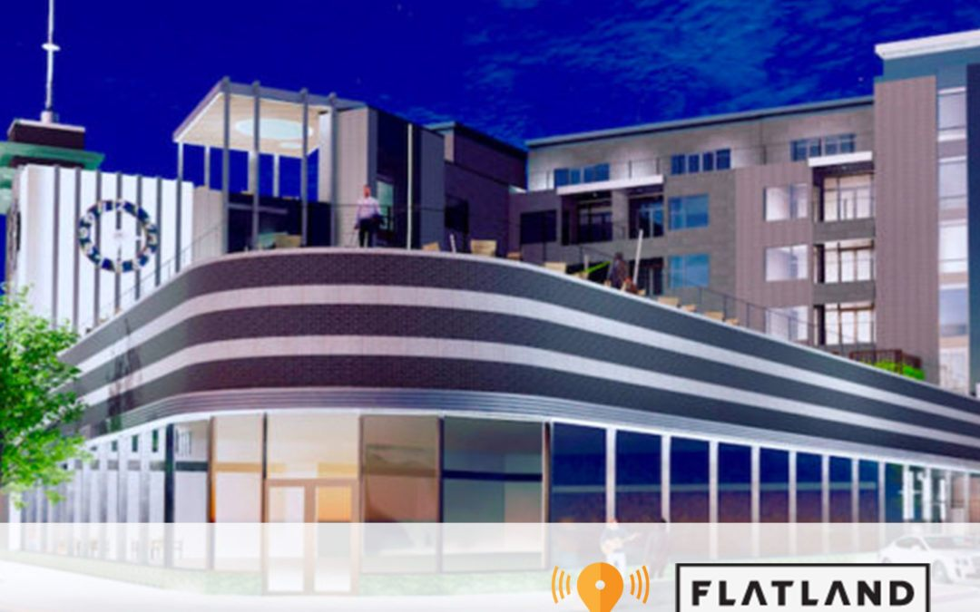 Streetcar Land Rush: Apartment Plan Would Keep Iconic Katz Drug