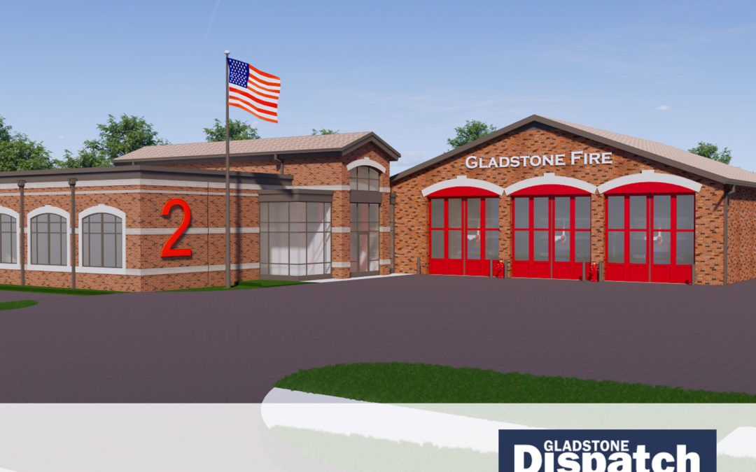 Gladstone Fire Station No. 2 renovation, expansion coming