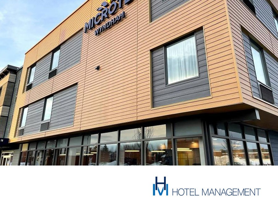 Wyndham opens first Microtel with Moda prototype in Canada