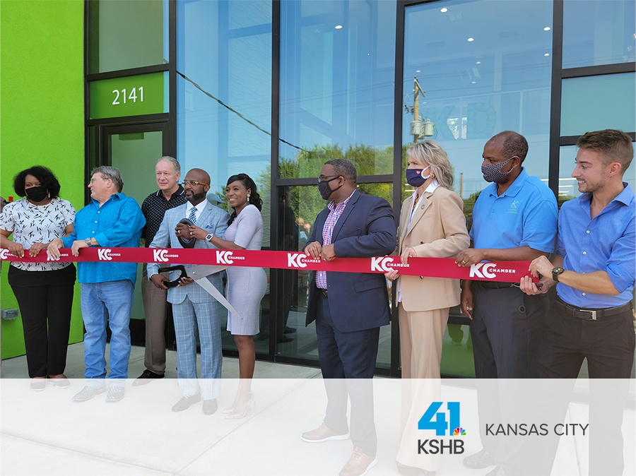 Kansas City couple opens KD Academy's newest location for underserved families